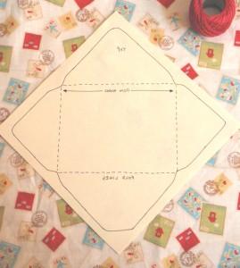 Декорируем вышивкой салфетки