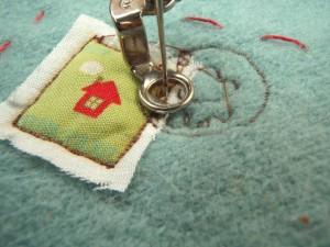 Обшивка печати