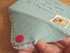 Свивка конверта